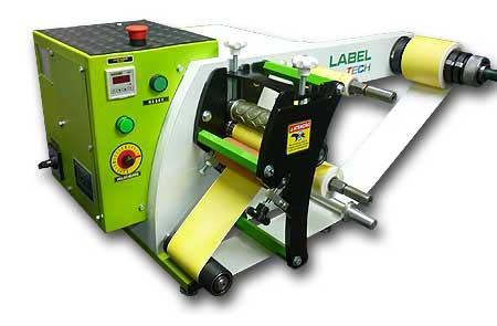 Etiketteer Machine